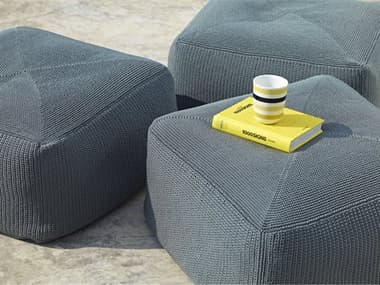 Cane Line Outdoor Divine Footstool Cushion Set CNODIVINEFTSTLSET3