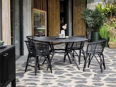 Cane Line Outdoor Joy Aluminum Dining Set CNOJOYDINSET2