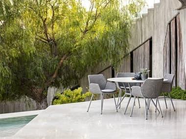Cane Line Outdoor Joy Aluminum Dining Set CNOJOYDINSET3