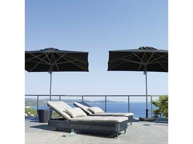 Cane Line Outdoor Presley Patio Lounge Set CNOPRSLEYLNGSET