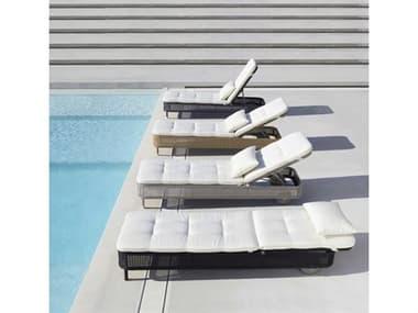 Cane Line Outdoor Presley Patio Lounge Set CNOPRSLEYLNGSET3