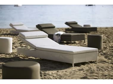 Cane Line Outdoor Relax Aluminum Lounge Set CNORESTLNGSET2