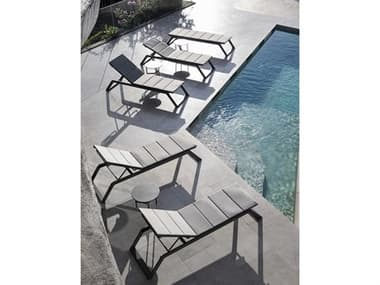 Cane Line Outdoor Siesta Aluminum Lounge Set CNOSIESTALNGSET1