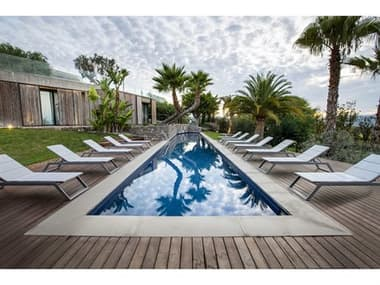 Cane Line Outdoor Siesta Aluminum Lounge Set CNOSIESTALNGSET2