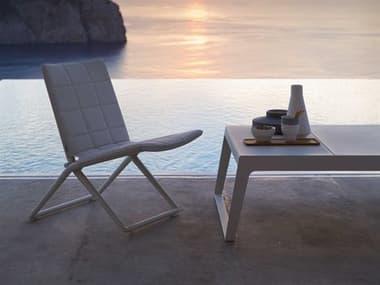 Cane Line Outdoor Traveller Aluminum Lounge Set CNOTRVLLRLNGSET