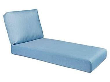 C.R. Plastic Bay Breeze Coastal Deep Seating Replacement Chaise Lounge Set Cushion CRDSC05