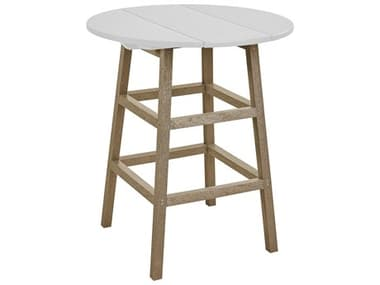 C.R. Plastic Generation Recycled Plastic Counter Table Base CRTB03C