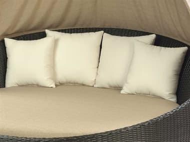 Caluco Dijon Set of 4 Pillows for Dijon Daybed CUPI8252016