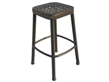 Darlee Outdoor Living Backless Replacement Square Bar Stool Seat Cushion DA1220101