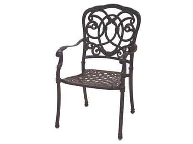Darlee Outdoor Living Florence Replacement Dining Chair Seat Cushion DA201020101