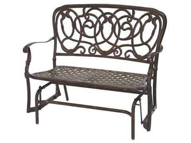 Darlee Outdoor Living Florence Replacement Bench Glider Seat Cushion DA201026202