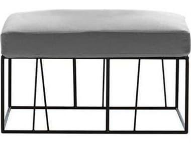 Driade Herve Steel Cushion Table/Ottoman DRI9860010B