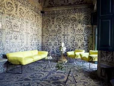 Driade Elisa Steel Lounge Set DRIELSABYENZOMARILNGSET3