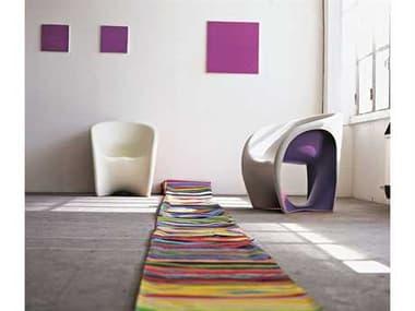 Driade Mt1 Polyethylene Lounge Chair Set DRIMT1BYRONARADNGSET