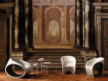 Driade Mt1 Polyethylene Lounge Chair Set DRIMT1BYRONARADNGSET1