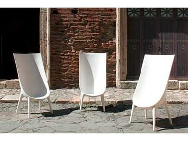 Driade Outdoor Out/in Polyenthylene Monobloc Lounge Set DRIOUTINBYPHLPSTRCWQLNGSE4