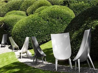Driade Outdoor Out/in Polyenthylene Monobloc Lounge Set DRIOUTINBYPHLPSTRCWQLNGSET2