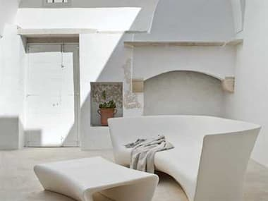 Driade Plie Grand Plie Piaffe Polyenthlene Monobloc Lounge Set DRIPLIEGRNDPFFEBYLRLNGSET3
