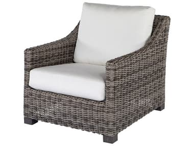 Ebel Avallon Wicker Lounge Chair EBL200
