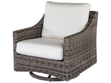 Ebel Avallon Wicker Swivel Glider Lounge Chair EBL206