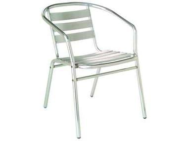 EMU Sara Aluminum Stacking Dining Arm Chair EM1101