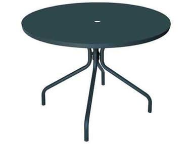 EMU Solid Steel 32 Round Umbrella Table EM828