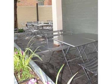 EMU Arc En Ciel Steel Dining Set EMARCDINSET2