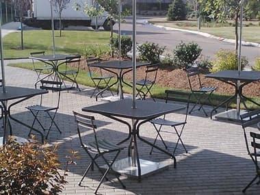 EMU Arc En Ciel Steel Dining Set EMARENCLDINSET