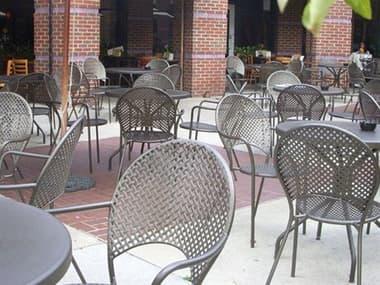 EMU Sole Steel Iron Dining Set EMSLEDINSET4