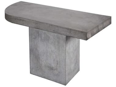 Elk Outdoor Millfield Polished Concrete 196'' Wide Counter Table EO157054L