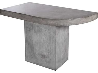 Elk Outdoor Millfield Polished Concrete 196'' Wide Counter Table EO157054R