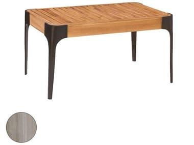 Elk Outdoor Guildmaster Henna Teak 36'' Wide Rectangular Coffee Table EO7117013HT