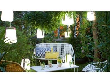 Fermob Croisette Aluminum Lounge Set FER1805SET5