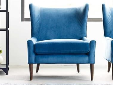 Four Hands Kensington Bella Bayoux Marlow Wing Chair FSCKENB7Y359