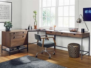 Four Hands Fulton Home Office Set FSUFUL038