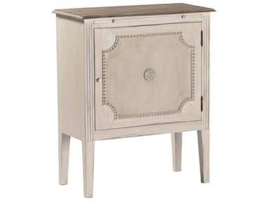 Gabby Landry Antique White & Natural Lime 26''W x 13''D Rectangular Nightstand GASCH220180