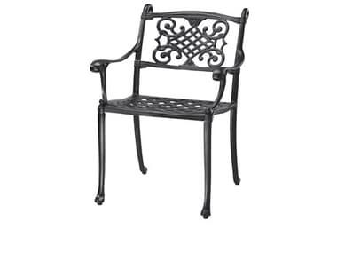 Gensun Michigan Cast Aluminum Cushion Dining Chair - Knock Down GES10140001