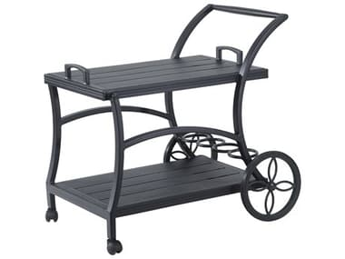 Gensun Channel Accessories Aluminum Welded Serving Cart GES1019WD0X