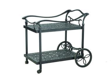 Gensun Florence Accessories Cast Aluminum Serving Cart - Welded GES1023WD0X