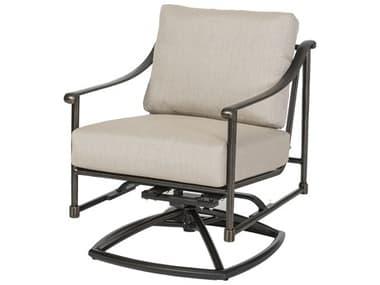 Gensun Morro Bay Ii Cast Aluminum Cushion Lounge Chair GES1032PB24
