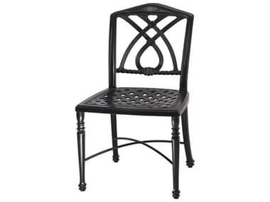 Gensun Terrace Cast Aluminum Cushion Cafe Chair without Arms - Knock Down GES10350010