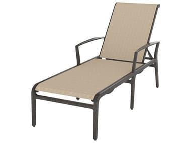 Gensun Phoenix Sling Aluminum Chaise Lounge GES50160009