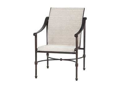 Gensun Morro Bay Sling Cast Aluminum Dining Chair GES50320001