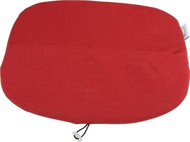 Grosfillex Ramatuelle 73'' Barstool or Arm Chair Seat Cushion in Red GXUS941712
