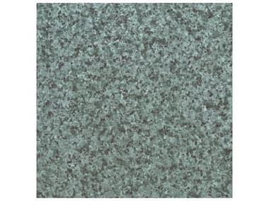 Grosfillex Molded Melamine Resin Granite Green 24'' Wide Square Table Top GXUT210025
