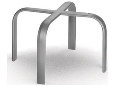 Homecrest Universal Aluminum 24 Square End Table Base HC1122B