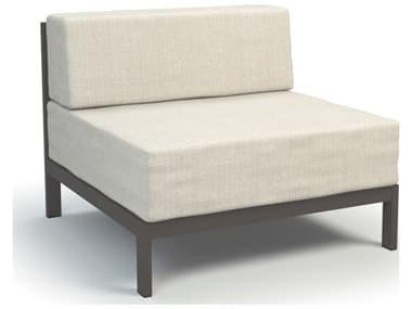 Homecrest Allure Modular Replacement Armless Club Chair Cushion HC1135ACH