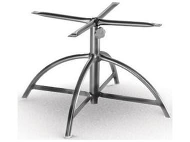 Homecrest Universal Aluminum 30 Round Adjustable End Table Base HC1330B