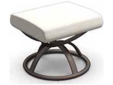 Homecrest Holly Hill Cushion Aluminum Ottoman HC2212A