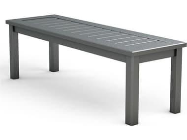Homecrest Dockside Aluminum 50''W x 16D Bench HC311650